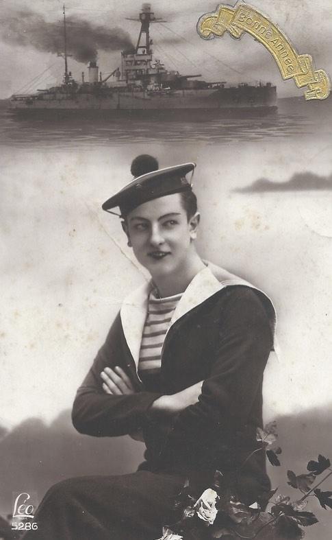 sailor queer