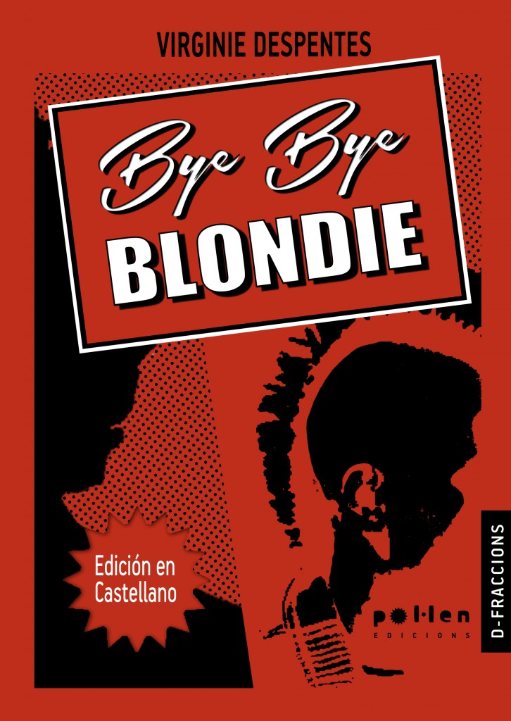 Portada Bye Bye Blondie