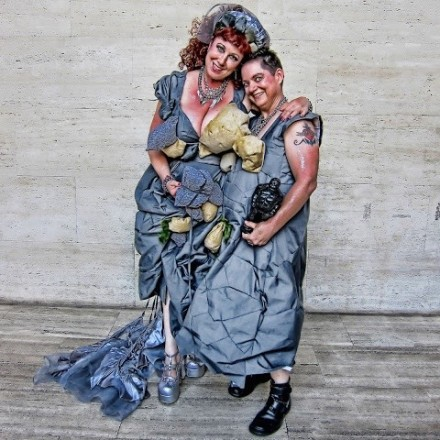 Ecosex Silverwedding